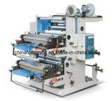 High Speed Double-Color Flexography Printing Machine