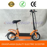Hot Sale Battery Powered 2 Wheel Electric Scooter, Powerful Scooter Electric for Adults and Kids