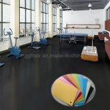 Manufacturer Vinyl Flooring Made of PVC in Rolls