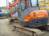 Used Hitachi Excavator Zx55
