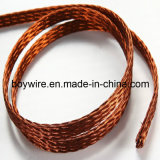 Weaving Enameled Copper Electric Wire (BYW-8012)