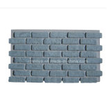 Brick Wall Art Decoration Artificial PU Culture Stone (WHS006-IMP-C5)