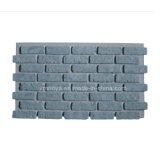 Brick Wall Art Decoration Artificial PU Culture Stone (WHS006-IMP-C5)