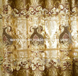 Polyester Embroidered Curtains-10