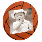 MDF Basketball Photo Frame for Home Deco