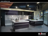 2015 Welbom Best Selling Lacquer MDF Kitchen Cabinet
