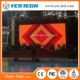 High Density P5 Full Color Indoor/Outdoor LED Large Screen