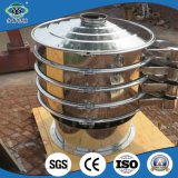 Wheat Rice Round Vibrating Sieve Garding Machine