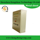 Sheet Metal for Electric Switchgear Enclosure with Switchs