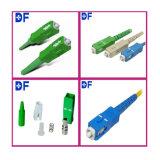 Sc PC/Upc/APC Fiber Optic Connector