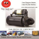 12V 2.8kw Electric Starting Motor for Used Farm Equipment Parts