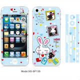 Cartoon Glass Tempered Screen Protector for iPhone 5s