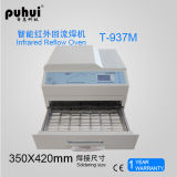 Hot Air Reflow Oven Puhui T937, SMT LED Reflow Oven