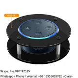 Black Acrylic Speaker Stand for Amazon Echo DOT Speaker