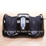 Tension Fatigue Relief Deluxe Hand-Touch Kneading Rolling Shiatsu Foot Massager