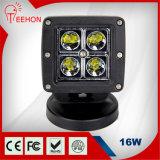High Quality 16W CREE LED Work Light for Trucks