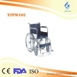 Superior Quality Chromed Steel Frame Manual Wheelchair
