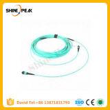 Chinese Efficient MPO APC Fiber Optic Patch Cord