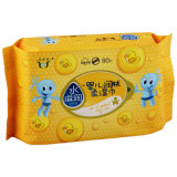 Wet Baby Tissue Made in China Nature Baby Wipes
