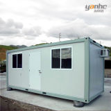 Beautiful&Comfortable Prefabricated Container House (C-H 126)