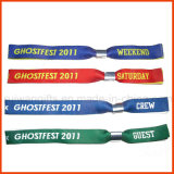 Colorful Shows & Fairs Fabric Wristband (PBR019)