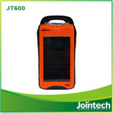 Portable Solar Chargeable Min GPS Personal Tracker for Field Worker Remote Monitoring and Loacting