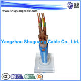 Fully Screened/XLPE Insulated/PVC Sheathed/Stranded/Computer/Instrument Cable