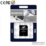 Patent Design,Winfos 2 in 1 Adaptor,Transform Microsdhc Card Into SD Card & USB Flash Drive