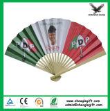 Custom Printed Spanish Paper Folding Hand Fans