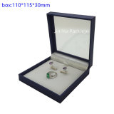 Jy-Jb54 Custom Paper Leather Wooden Jewelry Packaging Box of Ring Earring Watch Necklace Storage Box Case Wholesale