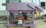 0-50mm Manganese Ore Beneficiation Plant Crusher and Jigger Process