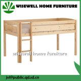 Solid Pine Wood MID Sleeper Bedroom Furniture for Kids (WJZ-B110)