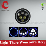 "Offroad 12V 24V 7"" Round Headlight LED for Jeep"