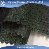Waterproof PU Coated Polyester Jacquard Honeycomb Oxford Fabric