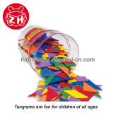 Tangrams Puzzle Educational Toy for Kids Plastic Puzzle Toy