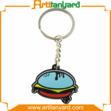 Custom Design Soft Rubber PVC Keychain
