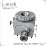 Large Flow Rate Polymer Melt Gear Pump for Reactor as Discharge Pump