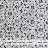 Warp Knitting Cotton Lace Fabric for Apparel Accessory (M3053)