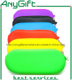 Silicone Pencil Case with Customized Logo and Color