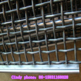 Stainless Steel Sand Sieving Mesh Crimped Wire Mesh (XA-CWM05)