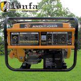 2kw, 2.5kw, 3.0kw, 5kw, 6kw Portable Home Use Gasoline Generator Set