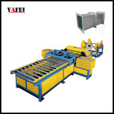 Square Duct Manufacture Auto Line 3 for Rectangular Tube Production