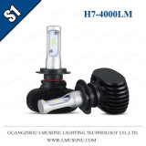 Lmusonu S1 H7 LED Headlight All in One LED Auto Part 35W 4000lm