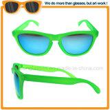 Polarized Coating Lens Hinged Driver Sunglasses for Men Women