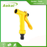 8-Pattern Plastic Water Spray Gun 124