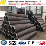 Welded Steel Tube Tapered Pipe Used for Street Lamps