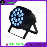 Professional 18X10W RGBW 4in1 PAR LED Stage Light