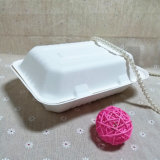 Biodegradable Food Container Bagasse Compostable Bento Lunch Box