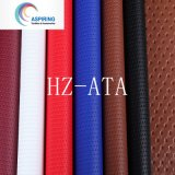 Artificial Leather Fabric PVC Leather for Furniture / Car Seat