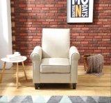 Living Room Tufted Soft Arm Sofa Chair